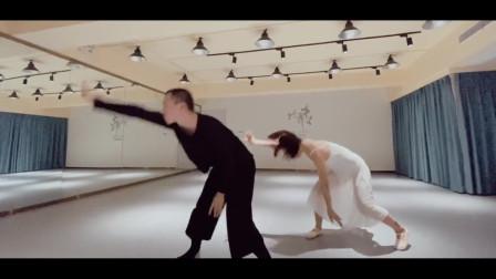 练习版现代舞《雨》每当天空下起雨我又再想起你