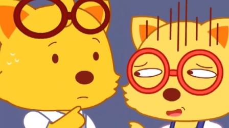 猫爸爸:怪不好意思的,哈哈