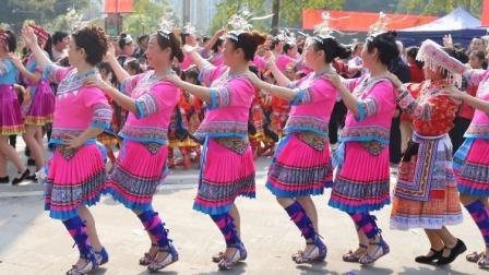 兴文县2020苗年节活动
