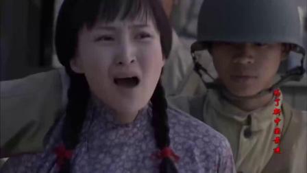 为了新中国前进:美女为了掩护班长出城,关键时刻果断开枪,成功掩护班长