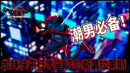蜘蛛侠平行宇宙 迈尔斯莫拉莱斯 小黑蛛