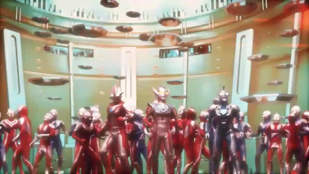 奥特银河格斗巨大阴谋9集上:尤莉安和爱迪遇袭
