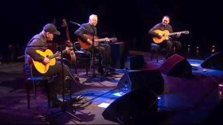 三位木吉他大师合作,吉他大神汤米多数时间沦为伴奏吉他,太精彩