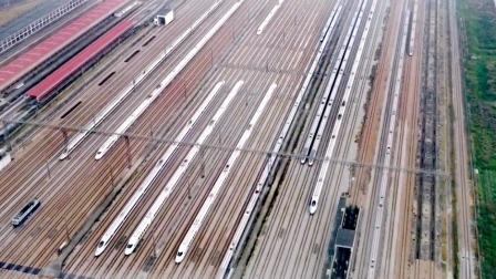 广东省广州市,广州动车段