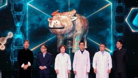 """不同的方向讲解亚长牛尊,探讨""""亚长""""的来历 国家宝藏第三季 20210124"""