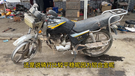 把摩托车的内外胎拆掉能够正常骑行吗?走师傅做个实验带你看一下