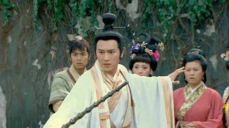 姜子牙大战申公豹,用打神鞭打断他一条手臂,真是厉害啊