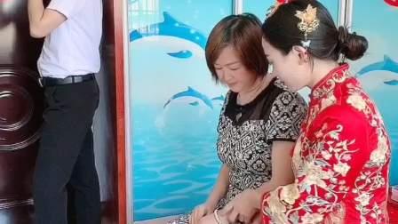 新娘的这个做法你会支持她吗?