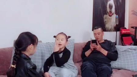 爸不会吃shi,给你拖后腿了!