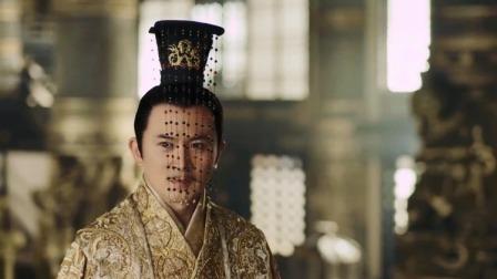 上阳赋:子隆登基称帝,萧綦辅政,谢宛如终于当上皇后