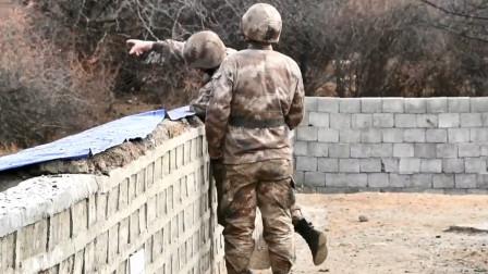 平地一声雷!第一视角实拍西藏军区官兵手榴弹实投训练
