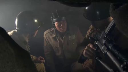 菜刀班尖刀连:坦克不愧是战场杀器,八路战士束手无策,连长用电线化解危机