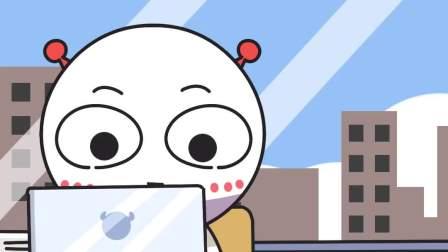 每日一笑,搞笑动画同事花式秀恩爱,单身狗被暴击的日常