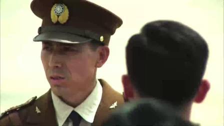 远去的飞鹰:长官嫉妒空军教官,逼他承认自己是瘸子,不料教官霸气回应!