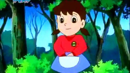搞笑动漫,《哆啦A梦经典版》寻找拇指公主,快来看看