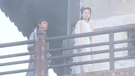 隋唐:咬金见罗成战敌拼尽全力,一看阁楼上秒懂,媳妇竟被囚禁!