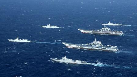 """中国海军为什么能迅速崛起?美杂志:背后的""""X因素""""是关键"""