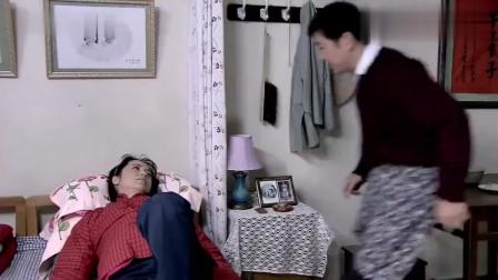 金婚:文丽躺着养胎,佟志忙前忙后伺候,可谓是家庭煮夫