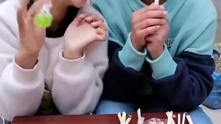 亲子互动:姐姐只能看吗