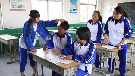 期末考试全班作弊,学校派个盲人来监考,没想盲人可不是个普通人