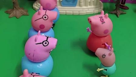 咱家来了四个猪爸爸