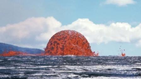 海底火山爆发时,为何海水不能浇灭火山?看完涨知识了