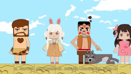 迷你小洞 迷你世界动画:迷斯拉恢复要找回物资,洞悲逃跑未果得修路