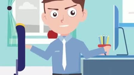 搞笑动画:打工人的未来在哪里。