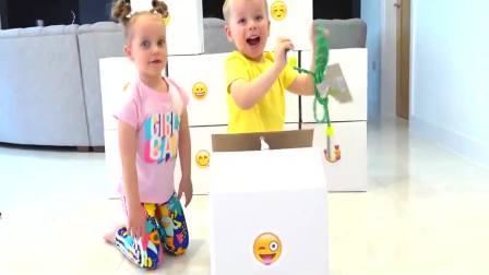 国外儿童时尚,小宝贝们转转盘转到了什么呢,快来瞧一瞧