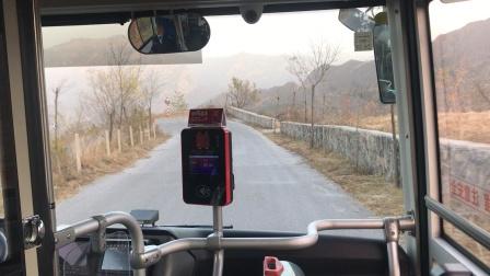 北京公交F64路房山西苑村-莲花新村行车记录
