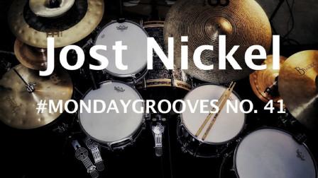 Jost Nickel - MondayGrooves No. 41