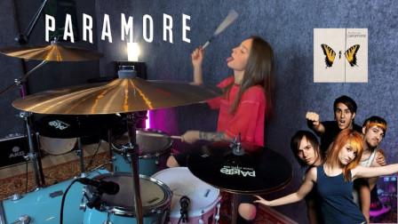 Kristina Rybalchenko - Paramore - Ignorance - Drum Cover