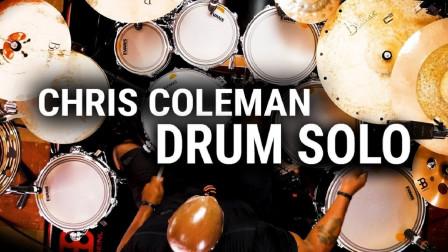 Chris Coleman - Drum Solo