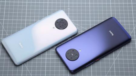红米K40定义超级游戏手机:超线性马达+双扬声器+首发天玑芯