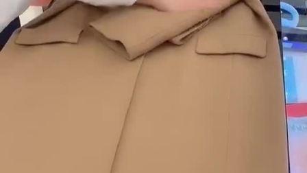 大衣这样收纳整齐不褶皱,你们都是怎么收纳的呢