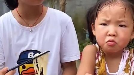 趣味童年:姐姐也太历害了,好害怕!