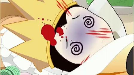 白雪把自己的声音给了巫婆,贝尔好伤心!