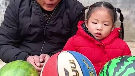 趣味童年:该选哪个球呢