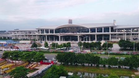 广州南站即将开启春运,广东省广州市,广州南站