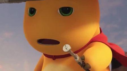 小奶龙:雕虫小技,竟敢班门弄斧