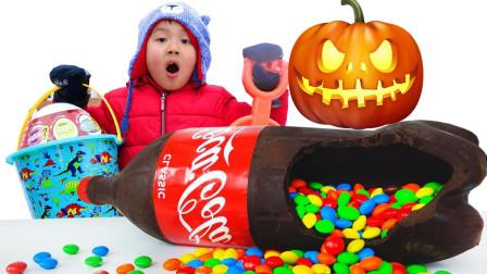 嘟嘟的亲子儿童乐园!小君太的巨型可乐!