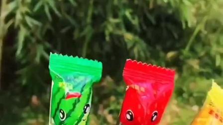 亲子游戏:三包西瓜糖你们见过吗