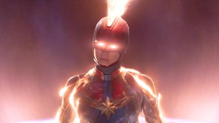 为何惊奇队长是最强复仇者?速度超光速,可原地开虫洞,双星更牛