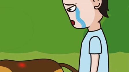 爸爸的爱:小男孩爸爸忏悔了,决定带小狗回家!