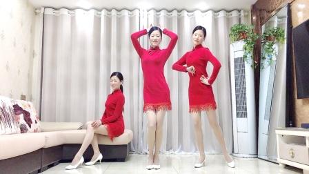 网红流行广场舞《免失志》32步健身操
