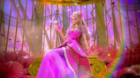 叶罗丽:灵公主真不愧是圣级仙子,就算一动不动,也散发着美丽!
