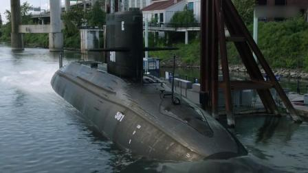 小伙潜艇找声呐器,不料潜艇突然无人驾驶,原来是千年前恶鬼!
