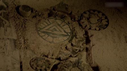 美国队员解出谜团,得知混沌之神降临,不料混沌之神就在身后!