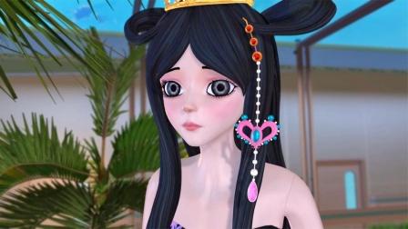 叶罗丽:罗丽身为仙子,却懂得跟踪技巧,真是不可思议!