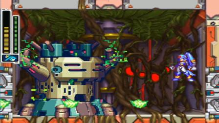 【神棍解说】《洛克人ZXA》通关攻略03 工具人形态